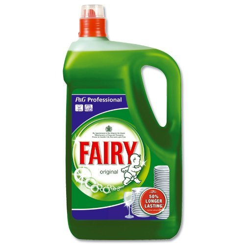 Fairy Original Concentrate Washing Up Liquid 5 Litres