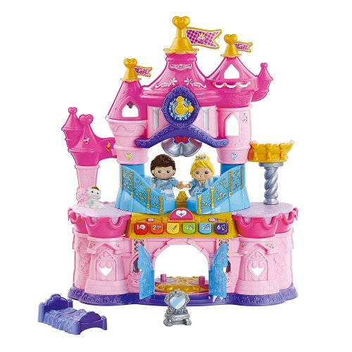 Vtech Toot-Toot Friends Magic Lights Castle Playset
