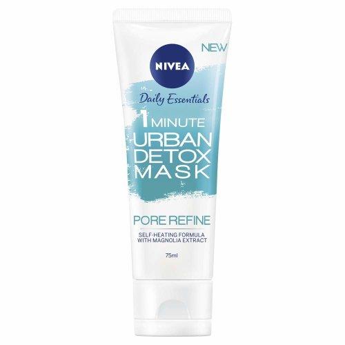 NIVEA Face Mask Urban Detox Pore Refine, 75 ml